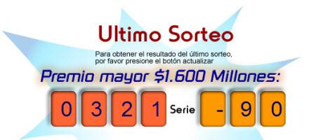 loteria de la cruz roja ver resultado martes 8 de octubre 2013