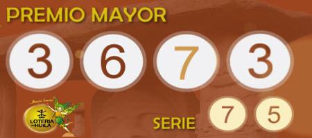 ver resultado loteria del huila 8 de octubre de 2013