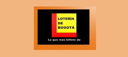 resultado del ultimo sorteo de la loteria de bogota