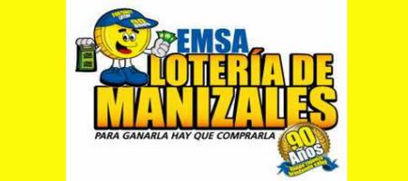 resultado del ultimo sorteo de la loteria de manizales