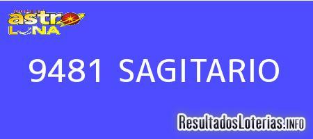 9481 SAGITARIO