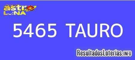 5465 TAURO