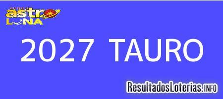 2027 TAURO