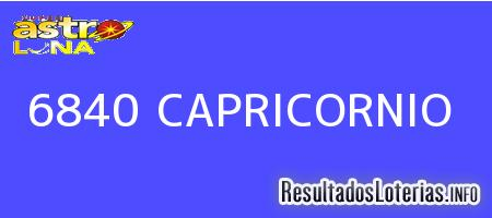 6840 CAPRICORNIO