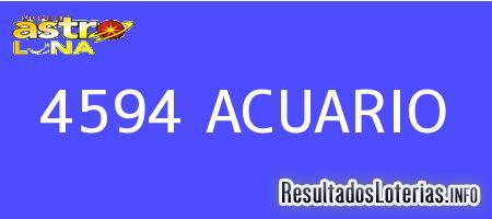 4594 ACUARIO