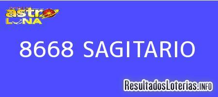 8668 SAGITARIO