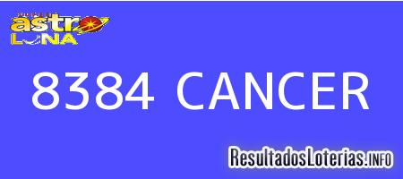 8384 CANCER
