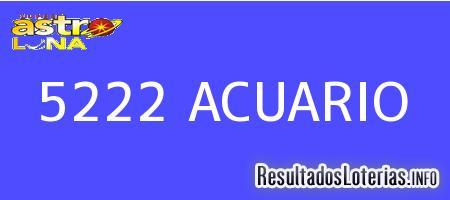 5222 ACUARIO