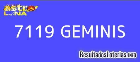7119 GEMINIS