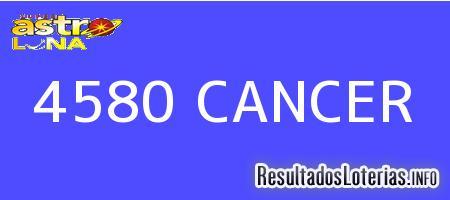 4580 CANCER