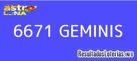 6671 GEMINIS