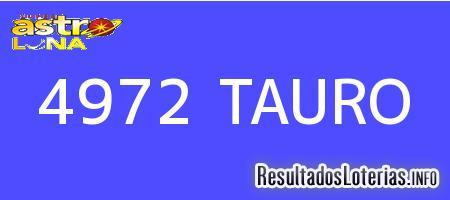 4972 TAURO
