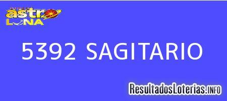 5392 SAGITARIO