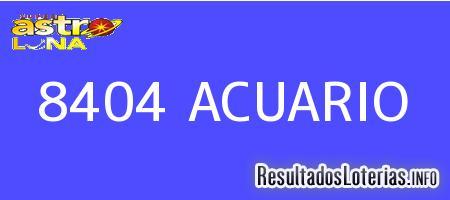 8404 ACUARIO