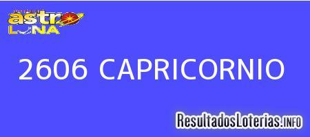 2606 CAPRICORNIO