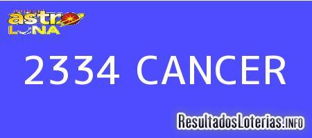 2334 CANCER