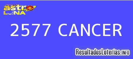 2577 CANCER