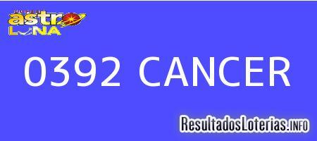 0392 CANCER