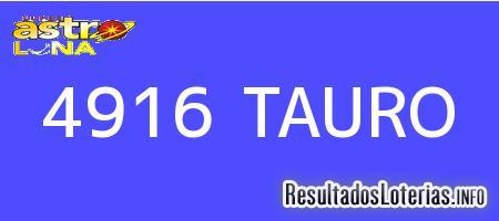 4916 TAURO