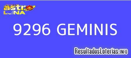 9296 GEMINIS