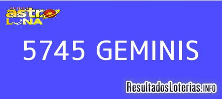 5745 GEMINIS