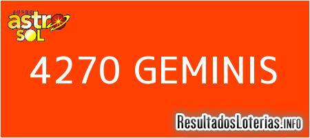 4270 GEMINIS