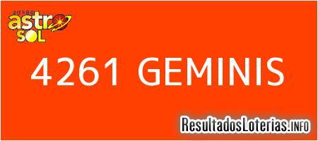 4261 GEMINIS