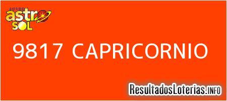 9817 CAPRICORNIO