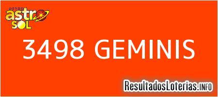 3498 GEMINIS