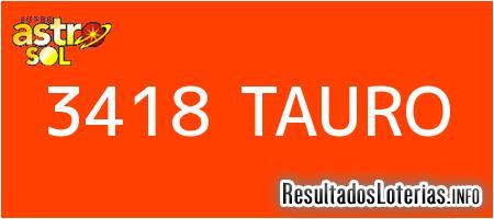 3418 TAURO