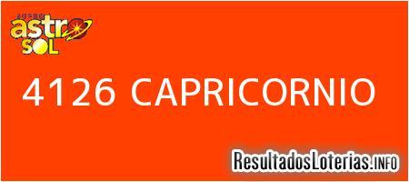4126 CAPRICORNIO