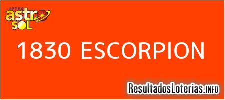 1830 ESCORPION