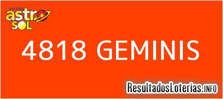 4818 GEMINIS