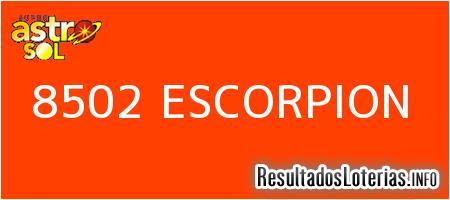 8502 ESCORPION