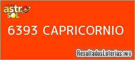 6393 CAPRICORNIO