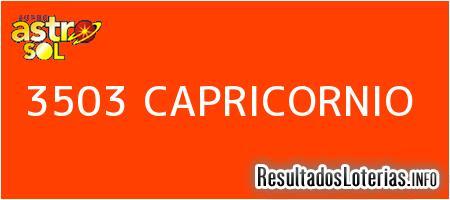 3503 CAPRICORNIO