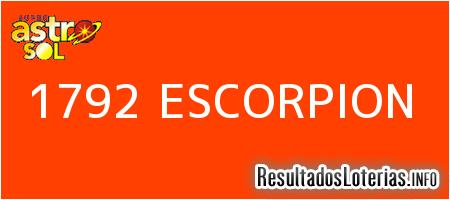 1792 ESCORPION