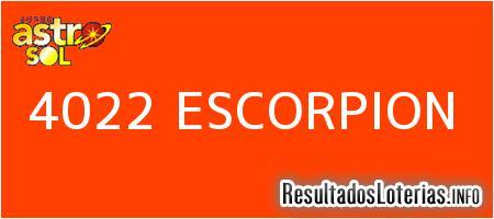 4022 ESCORPION