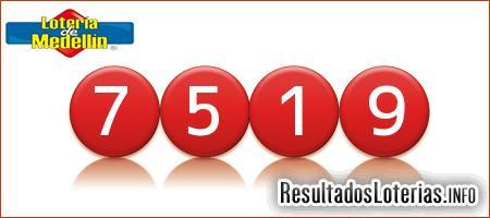Resultado Lotería de Medellín 2013-10-18