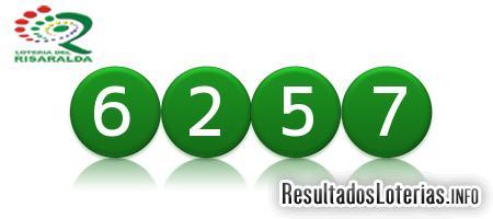 Resultado Lotería de Risaralda 2013-10-18