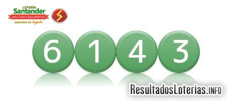Resultado Lotería de Santander 2013-10-18